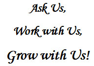Ask Us!